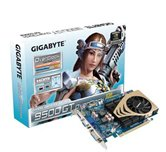 Видеокарта Gigabyte PCI-E GV-N95TOC-1GI GeForce with CUDA 9500GT 1024Mb DDR2 (128bit) DVI HDMI Retail