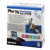 ТВ-тюнер K-World PCI-E Dual Hybrid TV Card (VS-DVBT-PE310), FM, пульт ДУ