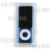 MP3 аудио/видео плеер Apple iPod nano 8 GB Blue (5th Generation 2009)