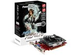 Видеокарта PowerColor PCI-E Radeon PCS HD4670 1GB DDR3 (128bit) HDMI DVI (AX4670 1GBK3-PH) OEM