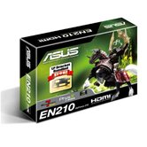 Видеокарта ASUS PCI-E EN210/DI/512MD2(LP) GeForce210  with CUDA 512MB DDR2 (64bit) VGA DVI HDMI Retail