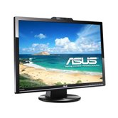 "Монитор 25,5"" Wide TFT Asus VK266H Black (20 000:1, 300cd/m2, 2ms, DVI, HDMI, Web-cam, audio)"