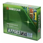 Материнская плата Socket-AM3 Biostar A770E3 (AMD 770+SB710) ATX RTL