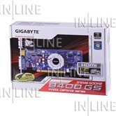 Видеокарта Gigabyte PCI-E N84S512I GeForce 8400GS 512Mb DDR2 (64bit) DVI HDMI  Retail