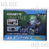 Видеокарта Gigabyte PCI-E GV-N240D5-512I GeForce with CUDA GT240 512Mb DDR5 (128bit) DVI HDMI Retail