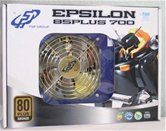 Блок питания FSP Epsilon 85 Plus 700W (12 cm Fan, Active PFC, 85 Plus, RTL)