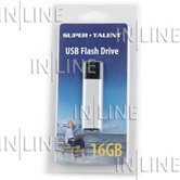 Накопитель Flash USB drive USB Flash Drive 16Gb Super Talent  Aluminium AH (RB)
