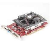 Видеокарта PowerColor PCI-E Radeon PCS HD4670 512Mb DDR4 (128bit) DVI VGA HDMI  (AX4670 512MD4-PH) Retail