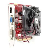 Видеокарта PowerColor PCI-E Radeon PCS HD4670 512Mb DDR4 (128bit) DVI VGA HDMI  (AX4670 512MD4-PH) OEM