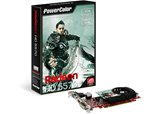 Видеокарта PowerColor PCI-E Radeon HD5570 1GB DDR3 (128bit) DVI VGA HDMI Low profile  (AX5570 1GBD3-LH) Retail