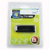 Накопитель Flash USB drive PQI  U271 8Gb black RB