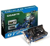 Видеокарта Gigabyte PCI-E GV-N250-512I GeForce with CUDA GTS250 512Mb DDR3 (256bit) HDMI DVI  OEM