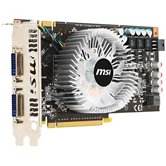 Видеокарта MSI PCI-E N250GTS-2D1G-OC GeForce with CUDA N250GTS 1Gb DDR3 (256bit) Dual DVI  Retail