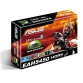 Видеокарта ASUS PCI-E EAH5450/DI/1GD3(LP)  Radeon HD 5450 1024MB DDR3 (64bit) DVI HDMI  RETAIL