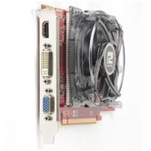 Видеокарта PowerColor PCI-E Radeon PCS HD5670 512MB DDR5 (128bit) DVI VGA HDMI  (AX5670 512MD5-H) OEM
