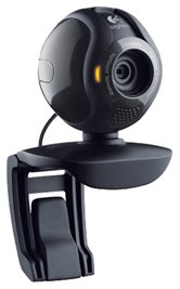 Logitech Webcam C600 (USB 2.0, 1600x1200, 8 MP, микрофон)