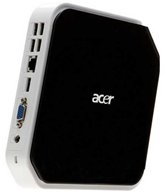 Неттоп Acer Aspire Revo R3610 <92.NVEYZ.RNN> Intel Atom N330 (1.6Ghz)/2Gb/250Gb/nVidia GeForce 9400/WiFi/corded KB&mouse/Windows7 HB