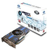 Видеокарта Sapphire PCI-E Radeon VAPOR-X HD5850 2GB DDR5 (256bit) Dual DVI DP HDMI  OC VERSION (11162-08-40R) Retail