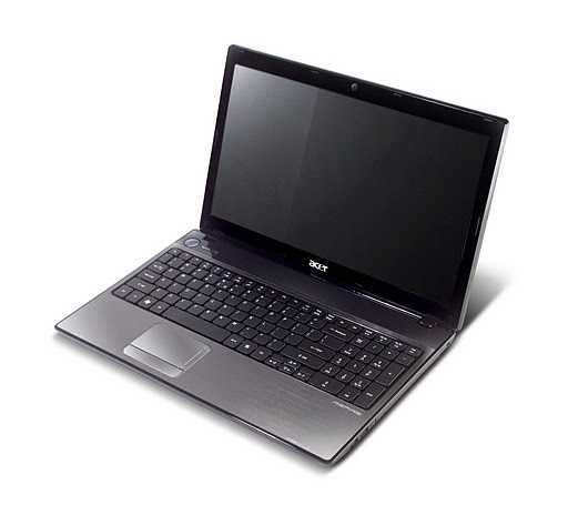 Ноутбук Acer Aspire 5741G-353G25Misk <LX.PSZ01.016> 15.6&quot; HD LED/Intel Core i3 350M(2.26GHz)/3Gb/250Gb/512Mb ATI Radeon 5470/DVD±RW/WiFi/WebCam/Windows7 HB