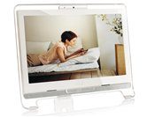 "Моноблок MSI AE1920-038 White 18.5"" WXGA Touch Panel/Intel Atom D525 (1.8Ghz)/2Gb/250Gb/512Mb ATI Radeon HD5430/DVD±RW DL/WiFi/Web-cam 1.3M/Win 7 Premium"