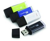 Накопитель Flash USB drive KINGSTON Data Traveler 16Gb RET белый  [DT102/16Gb]