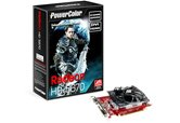 Видеокарта PowerColor PCI-E Radeon PCS HD5670 512MB DDR5 (128bit) DVI VGA HDMI  (AX5670 512MD5-HV2) Retail