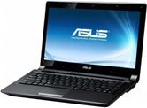 "Ноутбук ASUS U45Jc 14"" HD LED/Intel Core i3 370M(2,4Ghz)/4Gb/500Gb/1Gb nVidia G310/DVD±RW SM/WiFi/Web-cam/HDMI/8Cell/BT/Win 7 Premium"