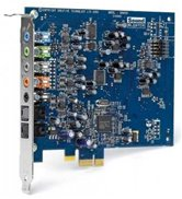 Звуковая карта Creative Sound Blaster X-Fi Xtreme Audio PCI Express Bulk (30SB1042)