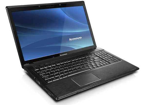 Ноутбук Lenovo IdeaPad G565A <59-051827> 15.6&quot; HD LED/AMD Athlon II Dual Core P320 (2.1Ghz)/2Gb/250Gb/512Mb ATI Radeon HD5470/DVD±RW/WiFi/BT/Web-cam/DOS