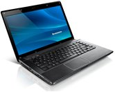 Ноутбук Lenovo IdeaPad G460A <59-054386> 14&quot; HD LED/Intel Pentium Dual Core P6100 (2.0Ghz)/2Gb/320Gb/512Mb nVidia G310M/DVD±RW/WiFi/BT/Web-cam/DOS