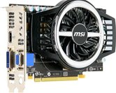 Видеокарта MSI PCI-E R5750 1G Engine Radeon 5750 1Gb DDR5 (128bit) DVI VGA HDMI  OEM