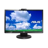 "Монитор 24"" Wide TFT Asus VK246U Black (20 000:1, 300cd/m2, 2ms, audio, web-cam, DVI)"