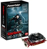 Видеокарта PowerColor PCI-E (AX5750 512MD5-HV2) Radeon PCS HD5750 512MB DDR5 (128bit) DVI/ VGA/ HDMI/ Retail