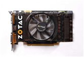 Видеокарта ZOTAC PCI-E GeForce with CUDA GTS250 (675MHz) ECO 512MB DDR3 (256bit) DVI VGA HDMI  (ZT-20110-10P) OEM