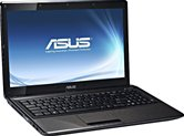 "Ноутбук ASUS K42F 14"" HD LED/Intel Pentium Dual Core P6100 (2.0Ghz)/2Gb/320Gb/DVD±RW SM/WiFi/Web-cam/DOS"