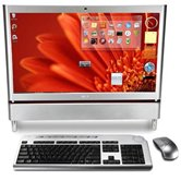 Моноблок Acer Aspire Z5710 <PW.SDBE2.175> 23&quot; wide LCD multi-touch Full HD/Intel Core i3 550/2Gb/500Gb/1Gb nVidia GT 240/DVD±RW SLOT-IN/WiFi/BT/HDMI/TV Tuner/Web-cam/Wireless kbd &amp; mouse/Win 7 Home Premium/silver