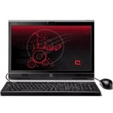 "Моноблок HP CQ 100eu <XT367EA> All-in-One 20""/Atom D410/1GB/160GB/DVD+RW/FastEth/Wi-Fi/Web cam/keyboard, mouse/FreedDOS"