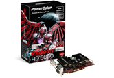 Видеокарта PowerColor PCI-E Radeon HD6850 PREMIUM EDITION 1GB GDDR5 (256bit) Dual DVI DP HDMI  (AX6850 1GBD5-PEDH) Retail