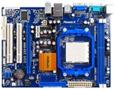 Материнская плата Socket-AM3 Asrock N68-GS3 UCC (NVIDIA  GeForce 7025/630А) mATX RTL