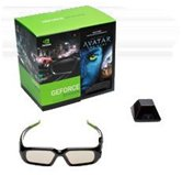 3D очки NVIDIA 3D Vision Geforce KIT Avatar Edition с эмиттером  (942-10701-0007-101) Retail