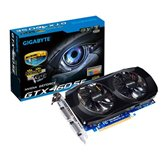 Видеокарта Gigabyte PCI-E (GV-N460SE-1GI) GeForce with CUDA GTX460 1Gb DDR5 (256bit) Dual DVI/ HDMI/ Retail