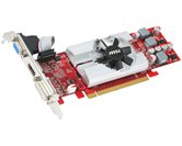 Видеокарта MSI PCI-E N240GT-MD512D3/LP GeForce with CUDA GT240 512Mb DDR3 (128bit) DVI VGA HDMI  OEM