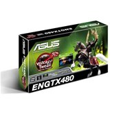 Видеокарта ASUS PCI-E ENGTX480/G/2DI/1536MD5  GeForce GTX480  with CUDA 1536MB DDR5 (384bit) Dual DVI Retail