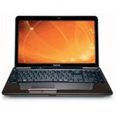 Ноутбук Toshiba Satellite L655-1CW <PSK1JE-0CJ015RU> 15.6 HD  LED/Intel® Core™ i3-370M (2.4GHz)/3GB/320GB/512Mb ATI Radeon 5470/DVD±RW/6 cell/WiFi/BT/WebCam/W7HP/brown