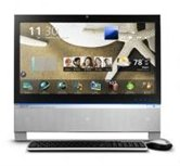 Моноблок Acer Aspire Z3100 <PW.SETE2.073> 21.5&quot; wide LCD/AMD AthlonII Quad-Core 610 (2.4GHz)/4Gb/500Gb/nVidia GeForce GT420 2 ГБ/DVD±RW SLOT-IN/WiFi/BT/Web-cam/USB kbd &amp; mouse/Win 7 Home Premium