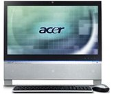 Моноблок Acer Aspire Z3750 <PW.SEXE2.055> 21.5&quot; wide LCD/Intel i3-550 (3.2GHz)/4Gb/500Gb/nVidia GeForce GT420 2 ГБ/DVD±RW SLOT-IN/WiFi/BT/TV-tuner/Web-cam/USB kbd &amp; mouse/Win 7 Home Premium