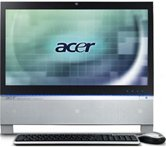 Моноблок Acer Aspire Z5751 <PW.SF0E2.077> 23.5&quot; wide LCD multi-touch/Intel i3-550 (3.2GHz)/3Gb/1 TB/nVidia GeForce GT420 2 ГБ/DVD±RW SLOT-IN/WiFi/BT/TV-tuner/Web-cam/Wireless kbd &amp; mouse/Win 7 Home Premium
