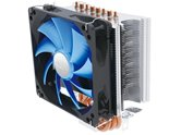Кулер DEEPCOOL ICE WIND S1366/S1155/S1156/S775/AM2/AM2+/AM3/FM1  (8шт./кор,130W, Rubber Fan 120mm, PWM, 4 Heat-Pipe) RET