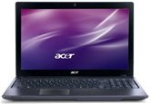 Ноутбук Acer Aspire 5750G-2313G32Mikk <LX.RCS01.001> 15.6&quot; HD LED/Intel Core i3-2310M(2.1Ghz)/3Gb/320Gb/512Gb NVIDIA GeForce GT 520M/DVD±RW/WiFi/BT3.0/Web-cam/6cell/W7HB 64