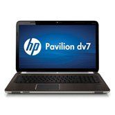 Ноутбук HP Pavilion dv7-6051er <LR166EA> 17.3&quot; HD/Intel Core i3-2310M/4Gb/500Gb/HD6770 1GB/DVD±RW/6Cell/WiFi/BT/Web-cam/W7 Premium Metal